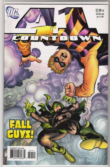 COUNTDOWN #41 (2007)-NEVER READ!