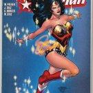 WONDER WOMAN #5 (2007) -NEVER READ!