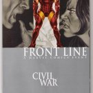CIVIL WAR FRONT LINE #11 (2006)-NEVER READ!