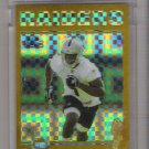 2004 TOPPS CHROME JOHNNIE MORANT RAIDERS UNCIRCULATED XFRACTOR ROOKIE CARD