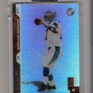 2005 TOPPS PRISTINE JAKE DELHOMME PANTHER UNCIRCULATED CARD