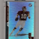 2005 TOPPS PRISTINE TRENT GREEN UNCIRCULATED CARD