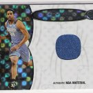 2006-07 BOWMAN ELEVATION ANDRE MILLER NUGGETS BOARD OF DIRECTORS RELIC JERSEY CARD #'D 69/99!