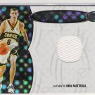 2006-07 BOWMAN ELEVATION LUKE RIDNOUR SONICS BOARD OR DIRECTORS JERSEY CARD #'D 74/99!