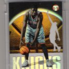 2003 TOPPS PRISTINE MIKE SWEETNEY KNICKS UNCIRCULATED REFRACTOR CARD