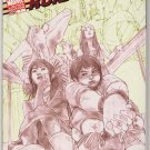 RUNAWAYS #1 LIMITED EDITION JO CHEN SKETCH COVER-NEVER READ!