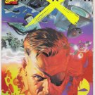 EARTH X 1/2 (2000) MARVEL/WIZARD ALEX ROSS W/COA-NEVER READ!