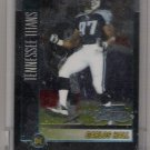 2002 BOWMAN CHROME CARLOS HALL TITANS UNCIRCULATED ROOKIE CARD
