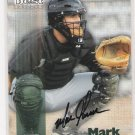 1999 TEAM BEST MARK JOHNSON AUTHENTIC AUTOGRAPHED CARD