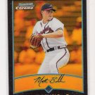 2001 BOWMAN CHROME MATT BELISLE BRAVES GOLD REFRECTOR #'D 43/99!