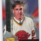 1995 SIGNATURE ROOKIE DAVE SCATCHARD AUTHENTIC SIGNATURE CARD
