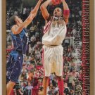 2005-06 BOWMAN TRACY MCGRADY ROCKETS GOLD CARD
