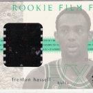 2001-02 SP AUTHENTIC TRENTON HASSELL BULLS ROOKIE FILM F/X CARD