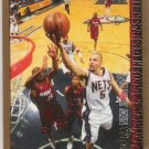 2005-06 BOWMAN JASON KIDD NETS GOLD CARD