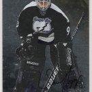 1998-99 BAP DAREN PUPPA LIGHTNING AUTOGRAPHED CARD