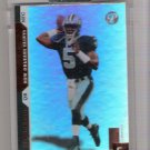 2005 TOPPS PRISTINE ADRIAN MCPHERSON SAINTS UNCIRCULATED CARD