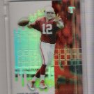 2002 TOPPS PRISTINE JOSH MCCOWN CARDINALS UNCIRCULATED REFRACTOR