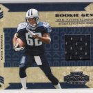 2005 PLAYOFF HONORS COURTNEY ROBY TITANS ROOKIE GEMS JERSEY CARD