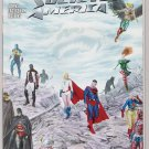 JUSTICE SOCIETY OF AMERICAN #14 GEOFF JOHNS/ALEX ROSS-NEVER READ!
