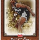 2005-06 FLEER ALVIN ROBERTSON SPURS GREATS OF THE GAME CARD #'D 27/99!