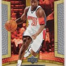 2006-07 UPPER DECK HARDCOURT SILVER RAYMOND FELTON BOBCATS PARALLEL CARD #'D 07/50!