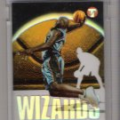2003-04 TOPPS PRISTINE JARVIES HAYES WIZARDS UNCIRCULATED ROOKIE REFRACTOR CARD