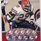 1999 SAGE MIKE PETERSON GATORS AUTHENTIC AUTOGRAPHED CARD