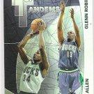 2002-03 TOPPS GLENN ROBINSON/RAY ALLEN TANDEMS INSERT CARD