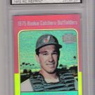 2001 TOPPS CHROME GARY CARTER EXPOS RC REPRINT GRADED GEM MINT 10!