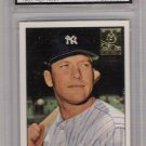 1996 TOPPS MICKEY MANTLE 1961 REPRINT GRADED FGS 10!
