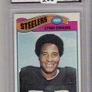 1977 TOPPS LYNN SWANN STEELERS GRADED FGS 10!