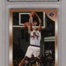 1997 TOPPS VINCE CARTER ROOKIE CARD GRADED FGS 10!