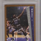 1992-93 FLEER SHAQUILLE O'NEAL ROOKIE CARD GRADED FGS 10!