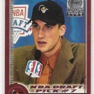 2000 TOPPS TIPOFF CHRIS MIHM ROOKIE CARD