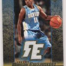 2003-04 UPPER DECK ROOKIE EXCLUSIVES EARL BOYKINS NUGGETS JERSEY CARD
