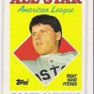 1988 TOPPS ROGER CLEMENS ALL STAR CARD