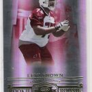 2007 DONRUSS THREAD LEVI BROWN CARDINALS ROOKIE CARD #'D 979/999!