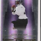 2007 DONRUSS THREAD JOSH WILSON SEAHAWKS ROOKIE CARD #'D 944/999!