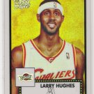 2008 TOPPS 1952 STYLE LARY HUGHES CAVALIERS REFRACTOR CARD #'D 187/299!