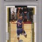 2001-02 UPPER DECK MVP GILBERT ARENAS  ROOKIE CARD GRADED FGS 10!