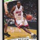 2005-06 TOPPS BLACK BORDER RASUAL BUTLER HEAT PARALLEL #'D 415/500!