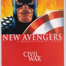 NEW AVENGERS #21 BENDIS-NEVER READ!