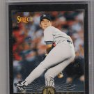 1995 SELECT HIDEO NOMO ROOKIE GRADED 8 (NM-MT)