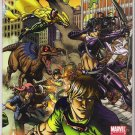 RUNAWAYS YOUNG AVENGERS SECRET INVASION #3-NEVER READ!