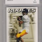 2000 SKYBOX DOMINION MARC BULGER RAMS ROOKIE CARD GRADED BCCG 10!