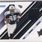 2004 LEAF ROOKIES & STARS BEN TROUPE TITANS ROOKIE JERSEY CARD