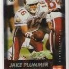 1999 COLLECTORS EDGE FURY JAKE PLUMMER GOLD INGOT CART