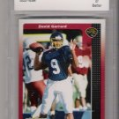 2002 SCORE DAVID GARRARD ROOKIE CARD GRADED BCCG 10!