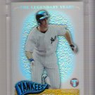 2005 TOPPS PRISTINE PAUL O'NEILL YANKEES UNCIRCULATED REFRACTOR #'D 181/549!