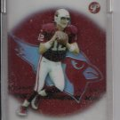 2002 TOPPS PRISTINE JOSH MCCOWN UNCIRCULATED ROOKIE REFRACTOR CARD #'D715/999!